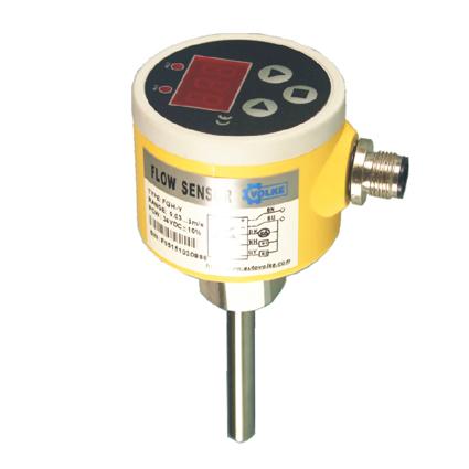 FGI流量温度一体式传感器