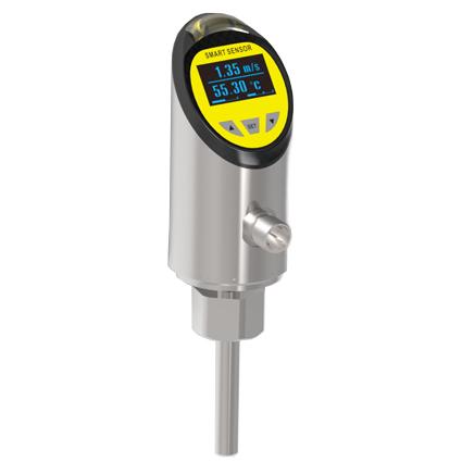 FXW 智能型流量温度一体式传感器