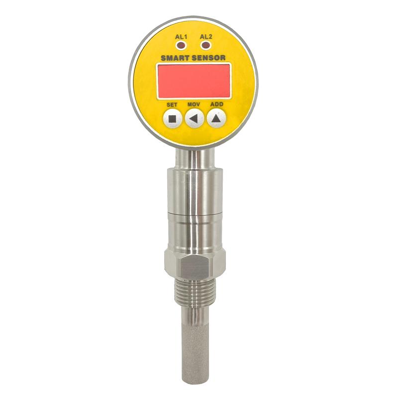 TDW 精巧型空气微水变送控制器