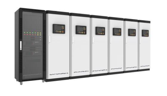 SCE系列水轮发电机组在线监测和分析系统
