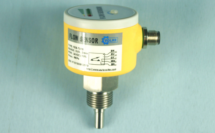 液体流量传感器的分类及工作原理